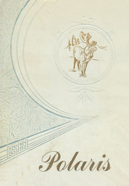 1961 Palmer High School Yearbook Cover