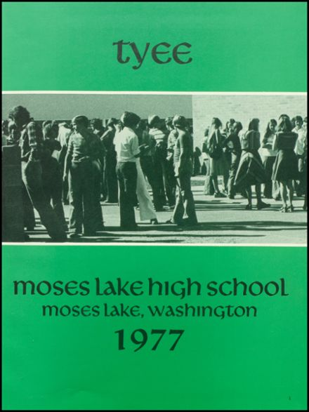 1977 Moses Lake High School Yearbook Page 5