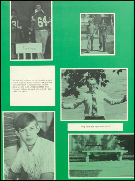 1977 Moses Lake High School Yearbook Page 8