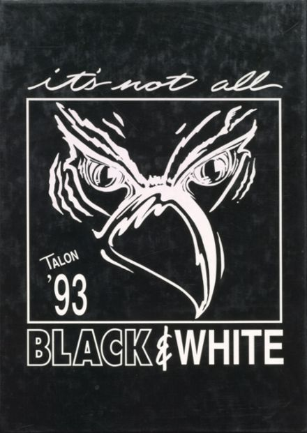 1993 Jefferson Area High School Yearbook Cover