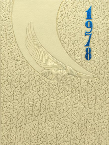 1978 Federal Way High School Yearbook Cover