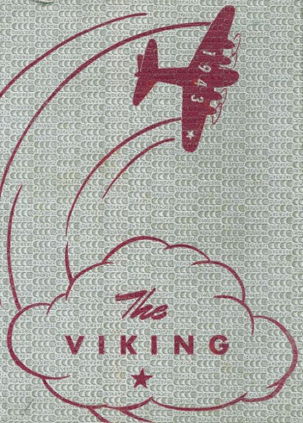 1943 North Kitsap High School Yearbook Cover