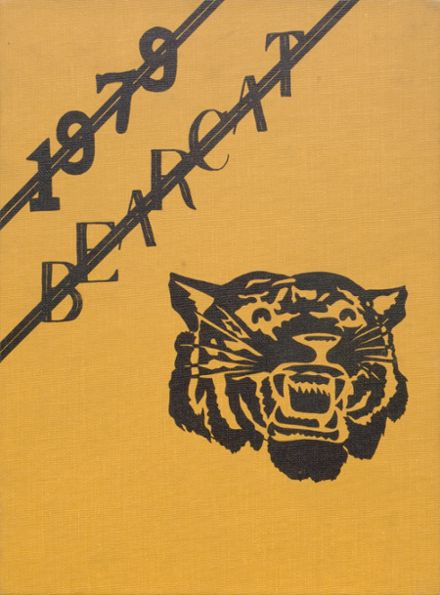 1979 Bentworth High School Yearbook Cover