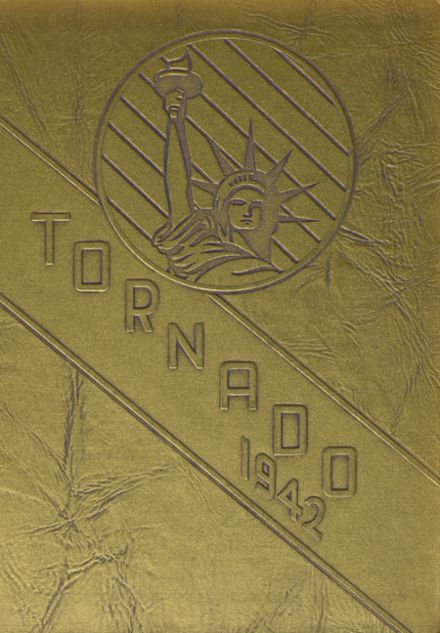 1942 Union City High School Yearbook Cover