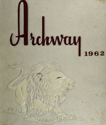 1962 Richmond Hill High School Yearbook Cover