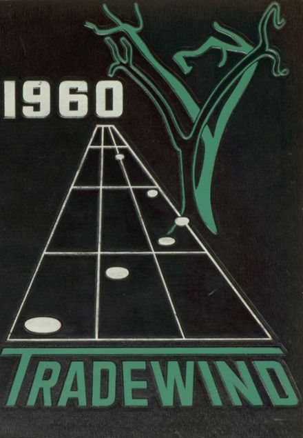 1960 Minneapolis Vocational Yearbook Cover