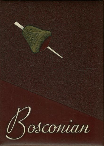 1959 Don Bosco Preparatory Yearbook Cover