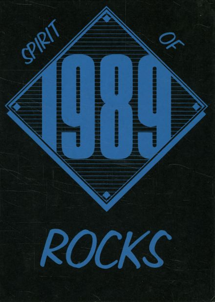 1989 Patrick Henry High School Yearbook Cover