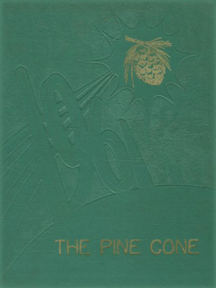 1961 Jefferson Academy Yearbook Cover