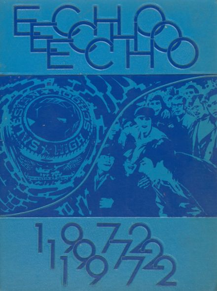 1972 Salesian High School Yearbook Cover