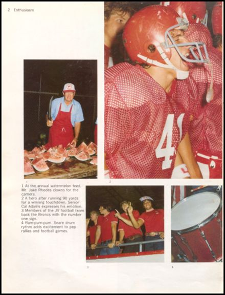 1978 Odessa High School Yearbook Page 6
