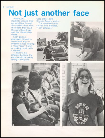 1978 Odessa High School Yearbook Page 8