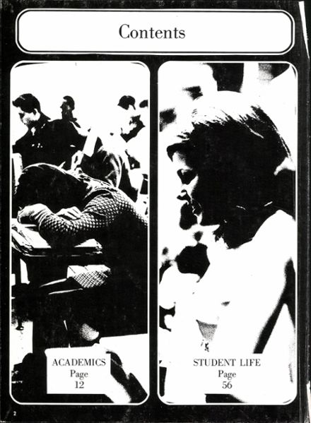 1968 MacArthur High School Yearbook Page 6