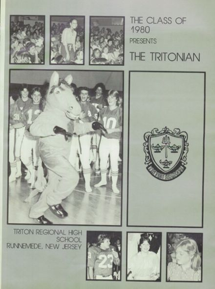 1980 Triton Regional High School Yearbook Page 5
