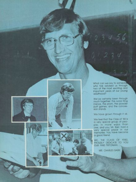 1980 Triton Regional High School Yearbook Page 6