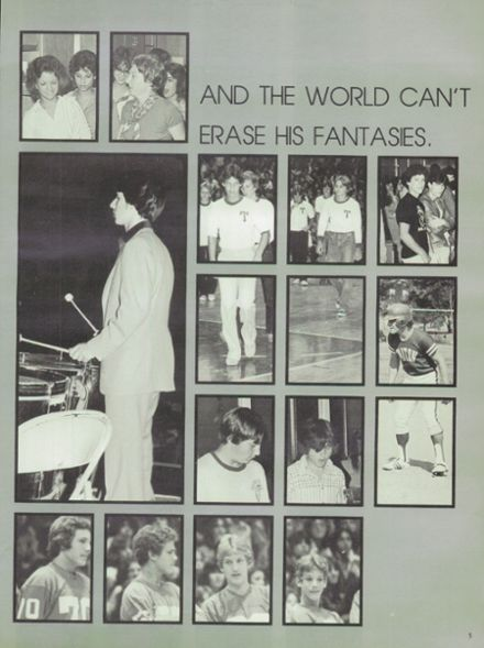 1980 Triton Regional High School Yearbook Page 9