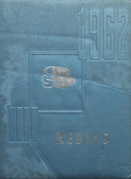 1962 Central High School Yearbook Cover