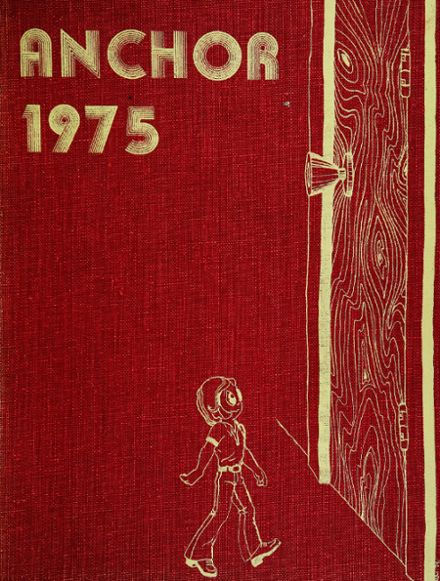 1975 Southport High School Yearbook Cover