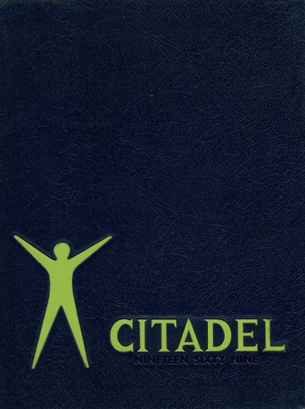 1969 Bishop Chatard High School Yearbook Cover