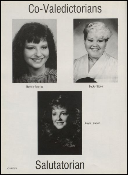 1988 Wewoka High School Yearbook Page 8