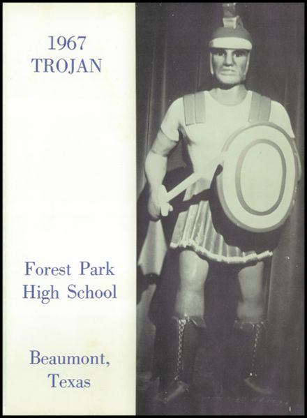 Explore 1967 Forest Park High School Yearbook Beaumont Tx Classmates