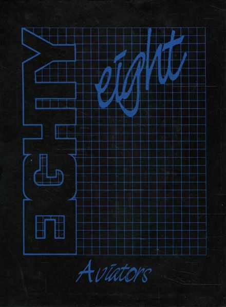 1988 Alliance High School Yearbook Cover