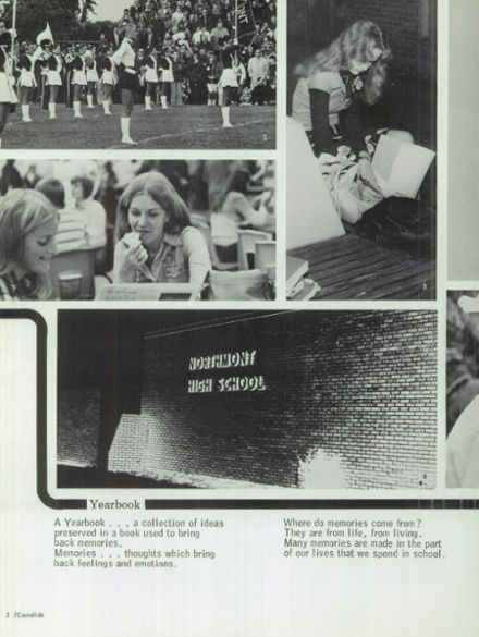 1977 Northmont High School Yearbook Page 6