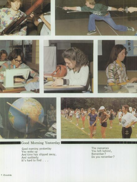 1977 Northmont High School Yearbook Page 8