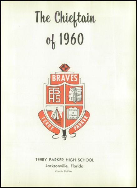 1960 Terry Parker High School Yearbook Page 5