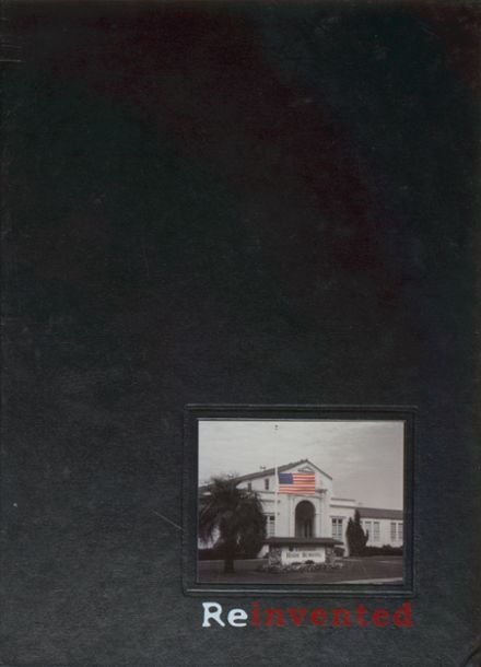2002 Tavares High School Yearbook Cover