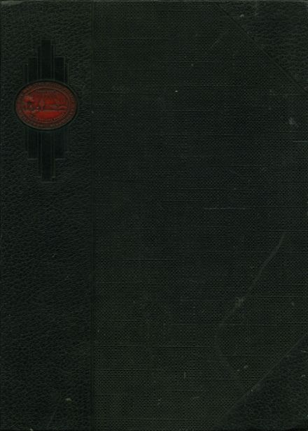 1931 Phillips Exeter Academy Yearbook Cover
