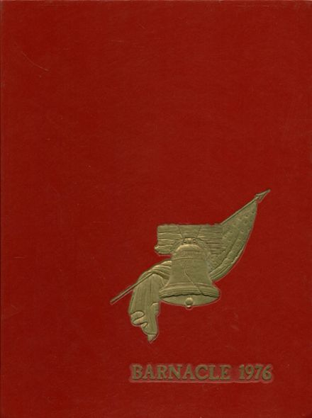 1976 Barnstable High School Yearbook Cover