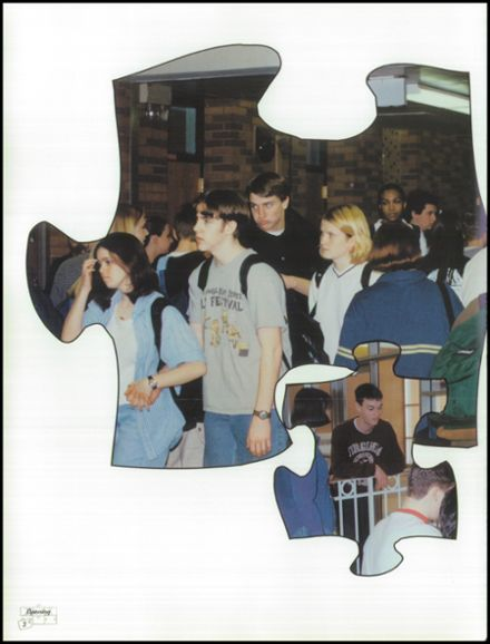 1998 Roosevelt High School Yearbook Page 6
