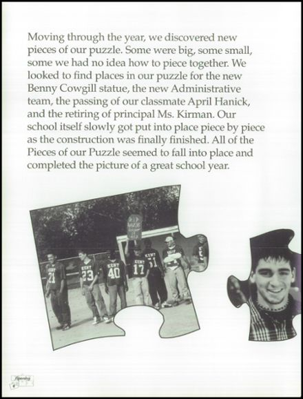 1998 Roosevelt High School Yearbook Page 8