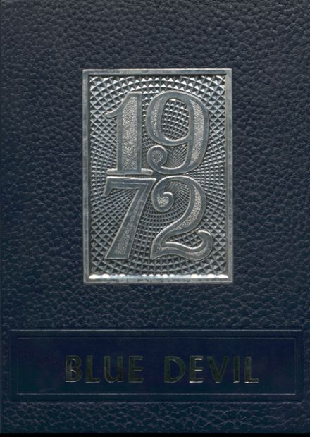 1972 Ringling High School Yearbook Cover