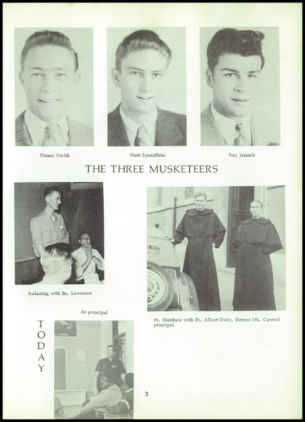 1973 Mt. Carmel High School Yearbook Page 7