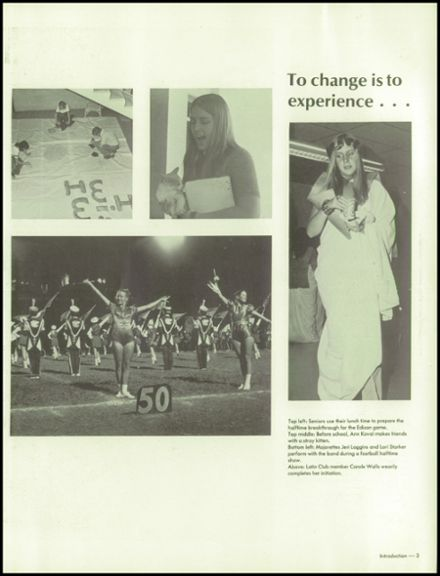 1974 John Jay High School Yearbook Page 7