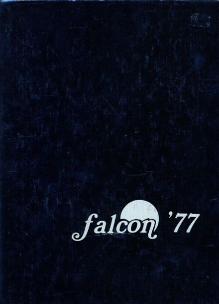 1977 Glendale High School Yearbook Cover