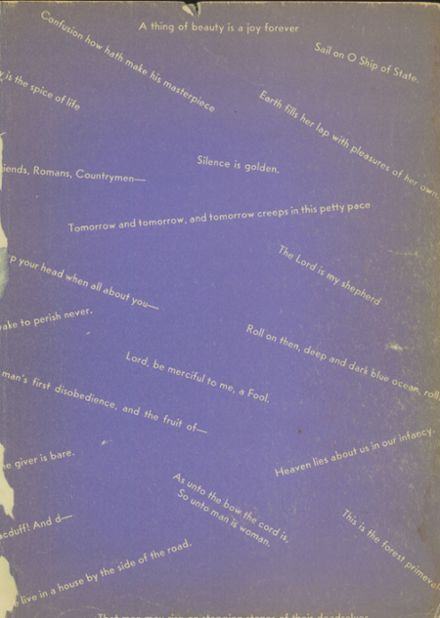 1948 Pleasant Grove High School Yearbook Page 3