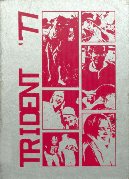 1977 West Lafayette High School Yearbook Page 1