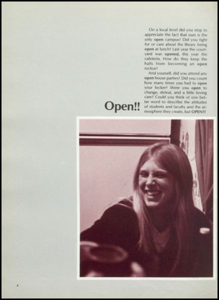 1977 West Lafayette High School Yearbook Page 8
