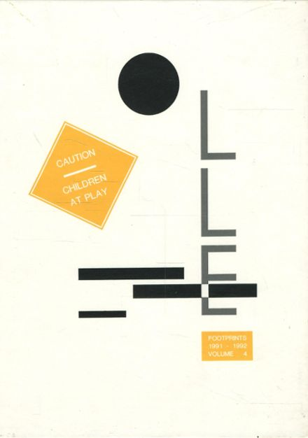 1992 Loma Linda Academy Yearbook Cover