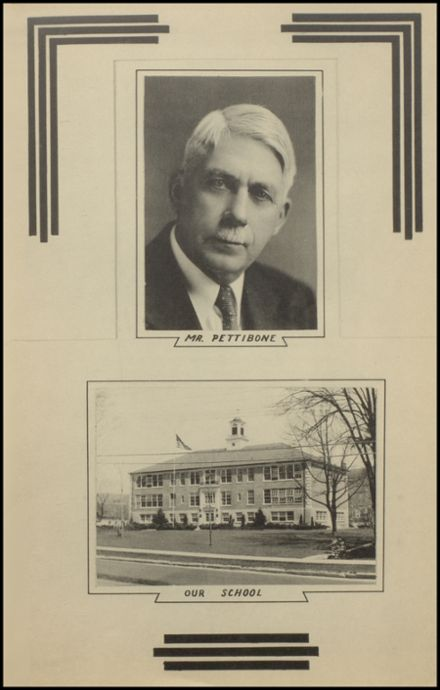 1941 New Milford High School Yearbook Page 5