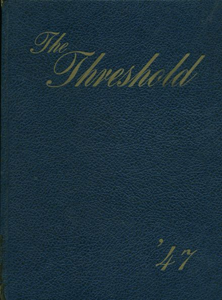 1947 Averill Park High School Yearbook Cover