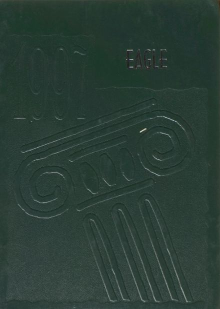 1997 Marvell Academy Yearbook Cover
