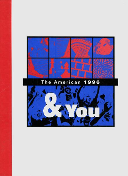 1996 Independence High School Yearbook Cover