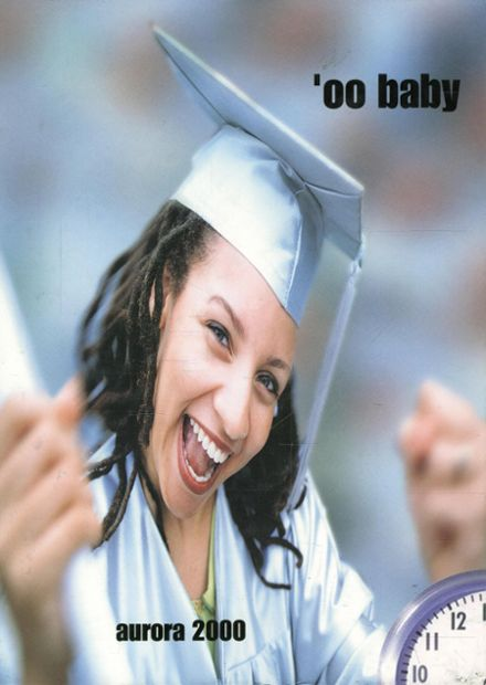2000 John W. North High School Yearbook Cover
