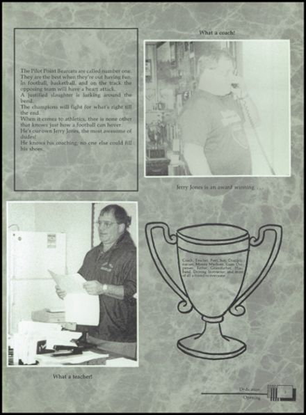 1994 Selz High School Yearbook Page 7