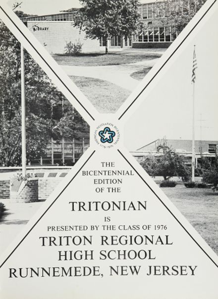 1976 Triton Regional High School Yearbook Page 5