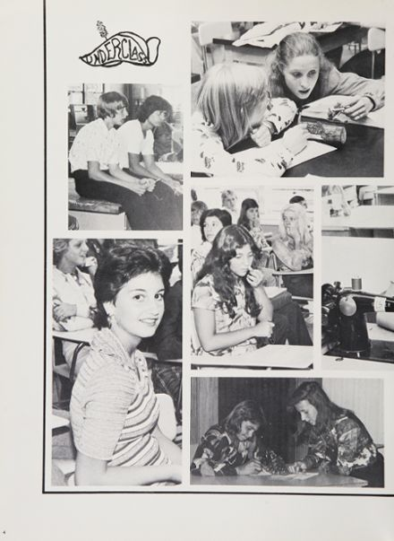 1976 Triton Regional High School Yearbook Page 8